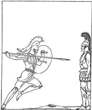 Achilles clipart odysseus Drawing with Vectors About Penelope