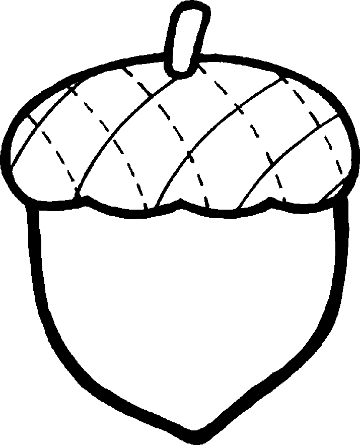 Acorn clipart thanksgiving Learning com Clipart Clipartion Little