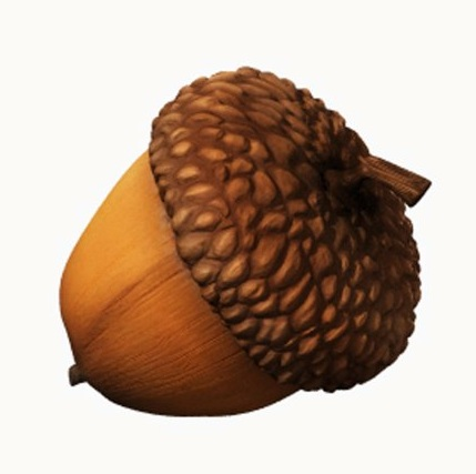 Acorn clipart ice age Pinterest Google Search  Sniff