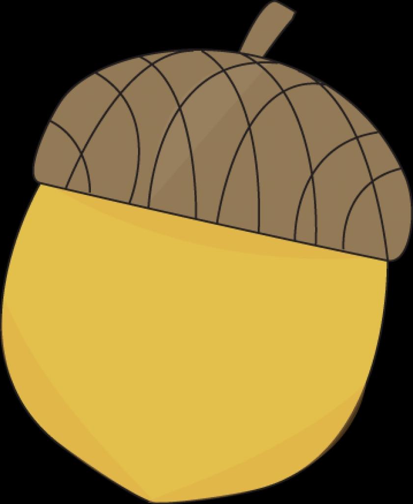 Acorn clipart yellow Clipart acorn clipart art acorn