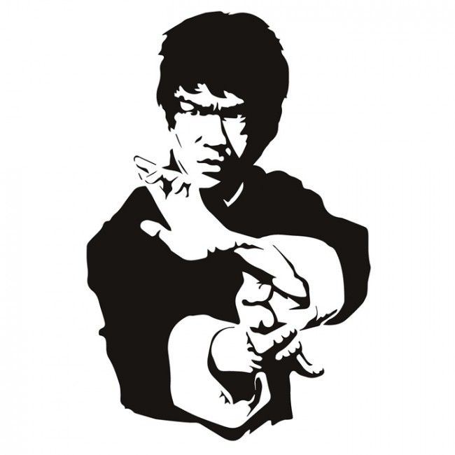 Actor clipart bruce lee Home Icons jpg  WS
