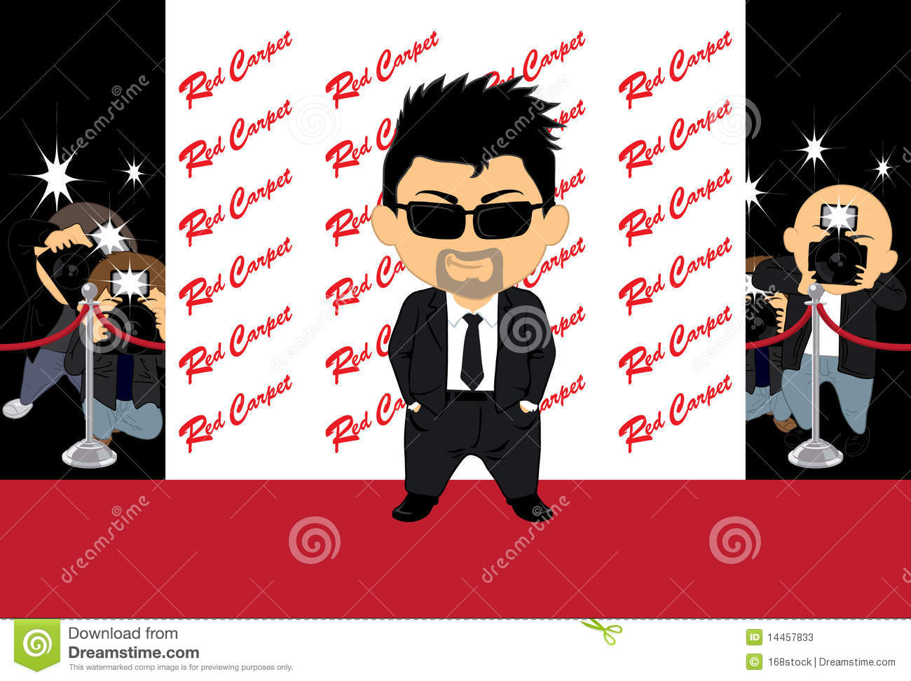 Actor clipart hollywood Clipart Actor Panda actor%20clipart Free
