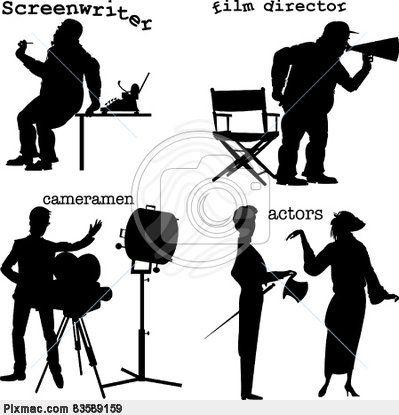 Actor clipart hollywood Pixmac art clip Famous!! art
