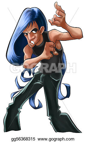 Actor clipart kung fu Gg56368315 music Cartoon actor Clipart
