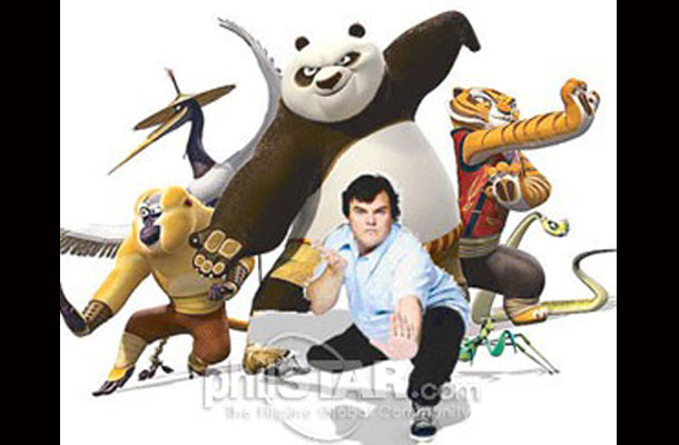Actor clipart kung fu The steamed Panda Crystal noodles