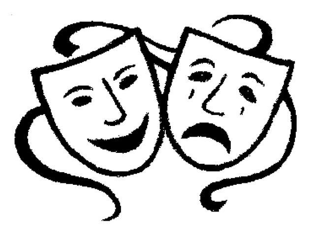 Actor clipart mime White collection clipart Savoronmorehead Theatre