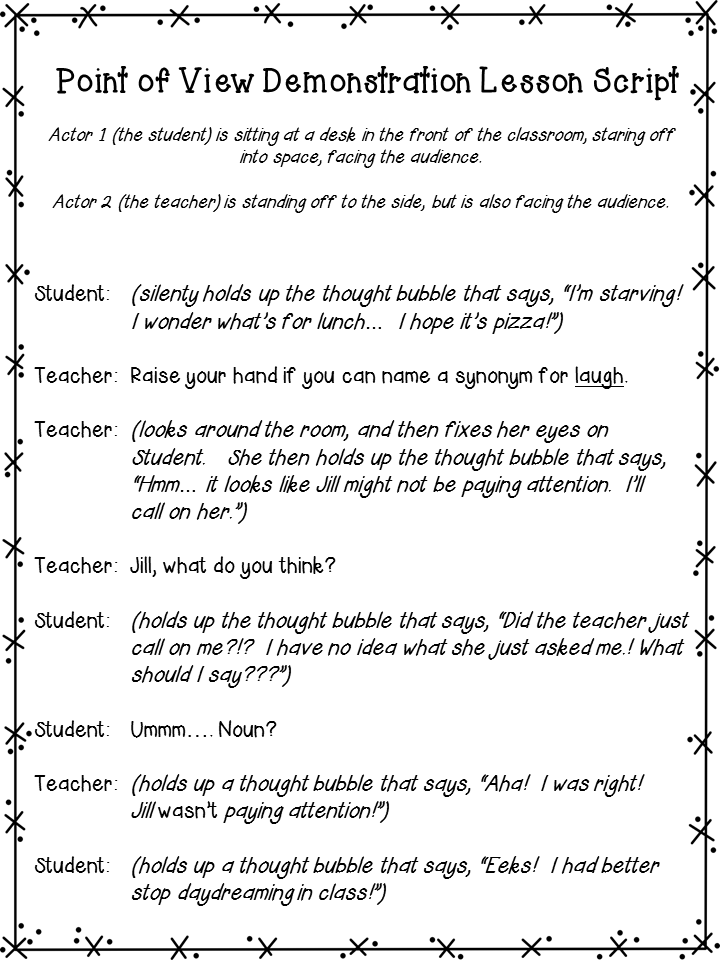 Actor clipart role play Elementary View of Teaching Role