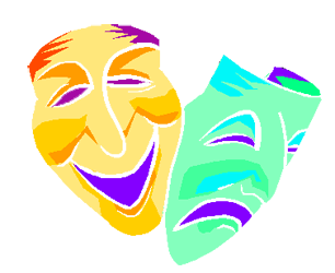 Actor clipart speech and drama Production Students to and exercises
