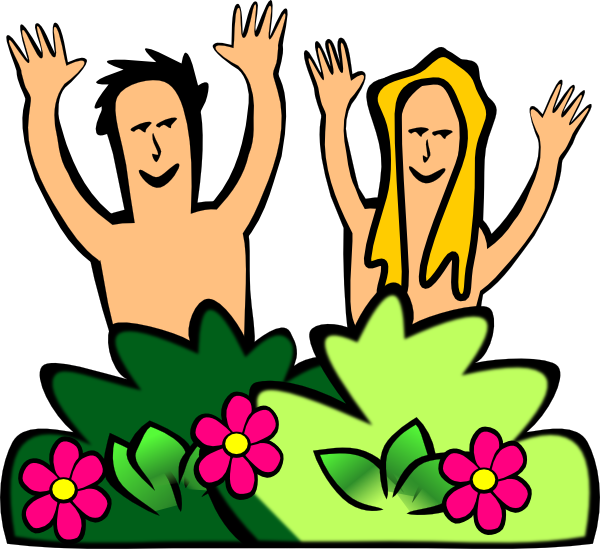 Adam And Eve clipart Clip & this Eve vector