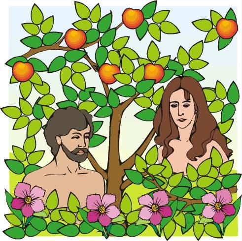 Adam And Eve clipart  clipart Eve Clipart clip