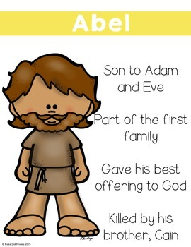Adam And Eve clipart Cain And Abel Clipart On Resources Find and Teaching