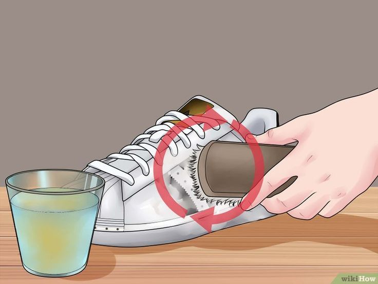 Adidas clipart clean shoe Cleaning wikiHow 3  Pinterest