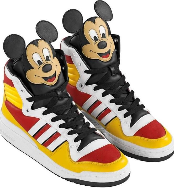 Adidas clipart cute shoe Mickey Shoes Adidas Mickey 24