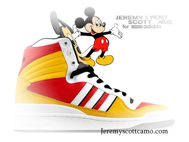 Adidas clipart cute shoe Only 44 Scott on Mickey