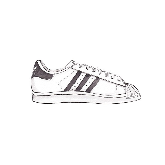 Adidas clipart cute shoe Sneakers Good #illustration Roshe #nike
