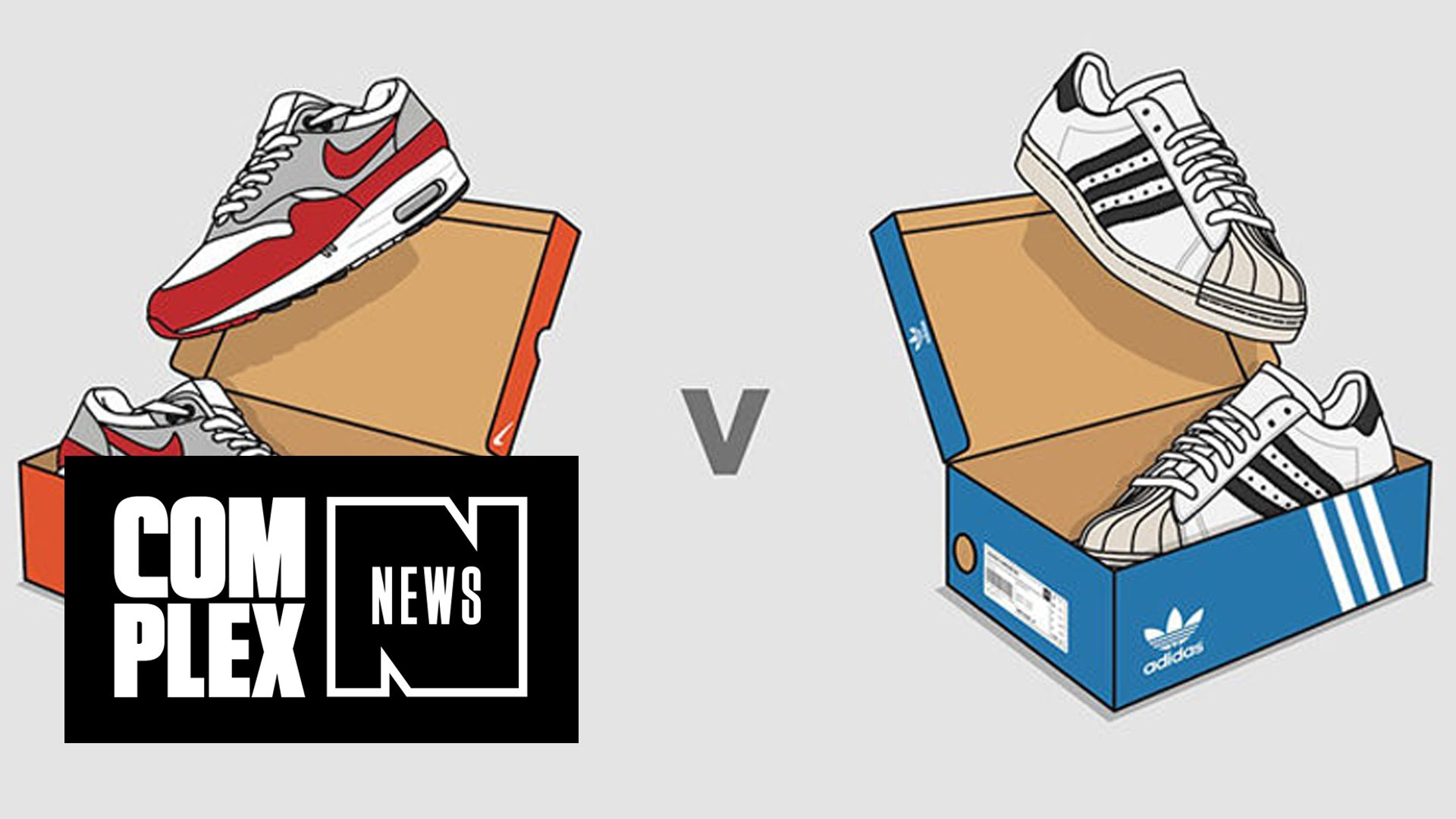 Adidas clipart dan nike Nike's Faster Are adidas' Sales