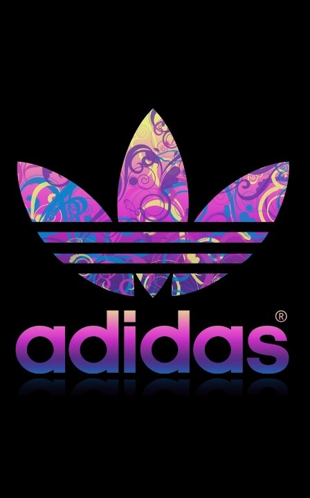 Adidas clipart floral Best total on 67 Adidas