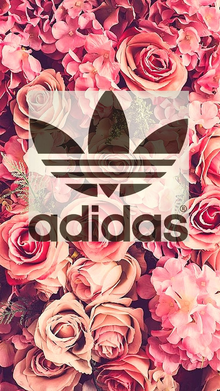 Adidas clipart floral Background 242 Wallpapers Adidas on