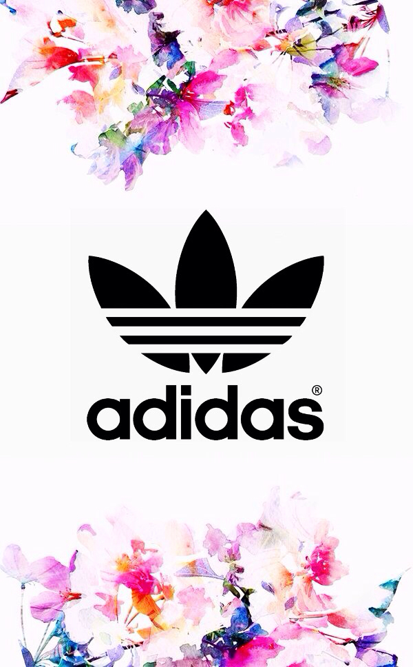 Adidas clipart flower Adidas Wallpaper adidas more and