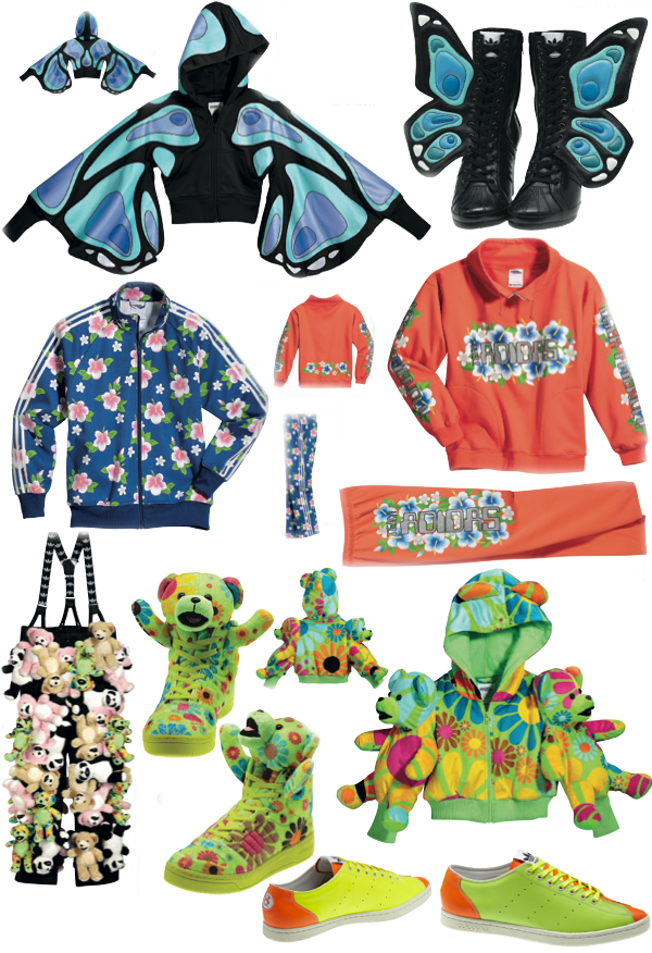 Adidas clipart flower 90s Jeremy It png x