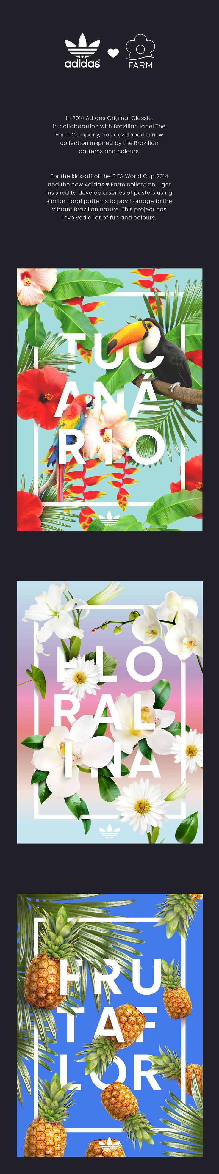 Adidas clipart flower On originales label has collaboration