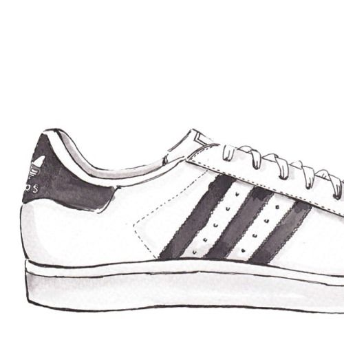 Adidas clipart gold * @adidasoriginals Adidas objects illustrations