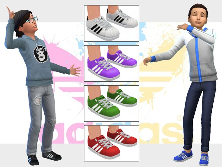 Adidas clipart kid shoe On Shoes  Child' Female