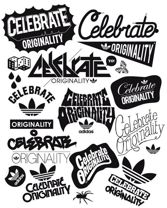 Adidas clipart logo design Inspiration & LogoTypo Adidas by