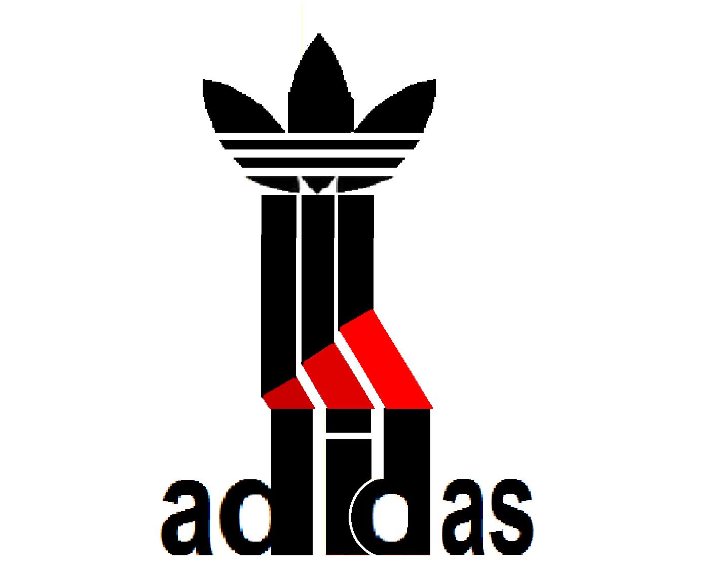 Adidas clipart logo design Adidas new logo stripes stripes