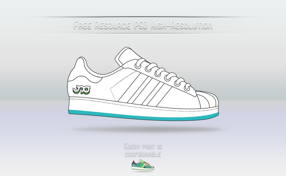 Adidas clipart psd 2 Adidas DeviantArt AlfredBiolek 20