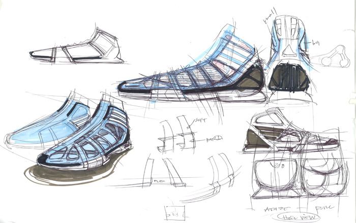Adidas clipart sock shoe Before decade who Fuller design