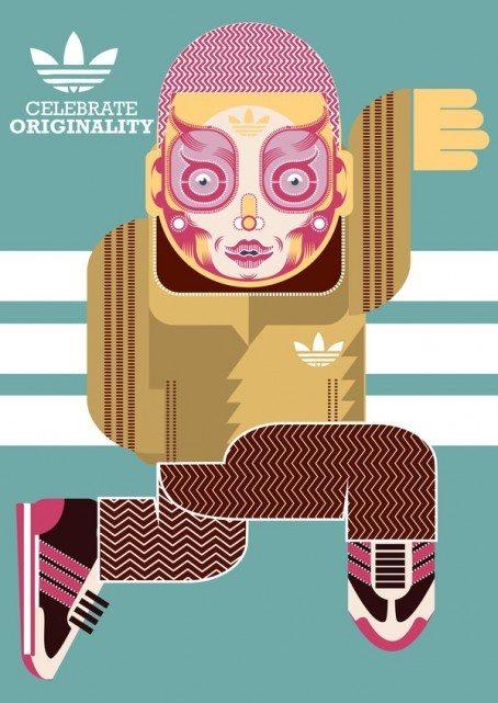 Adidas clipart stripe Best 3 Originals Stripes Adidas