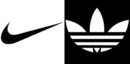 Adidas clipart transparent White Transparent Logo White Logo