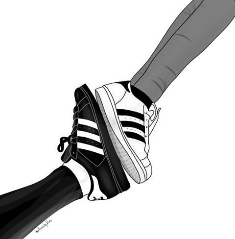 Adidas clipart tumblr adidas Fondos 25+ ideas  outlines