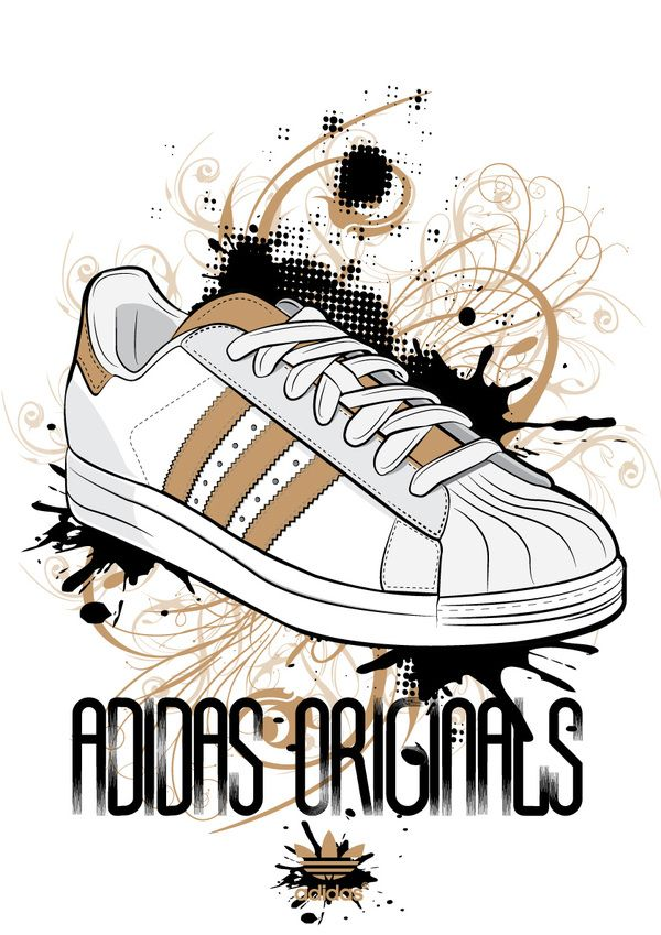 Adidas clipart untied shoe Adidas on ADIDAS Pinterest best