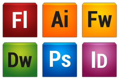 Adobe clipart Adobe Logo Adobe for Icons Trapez CS6
