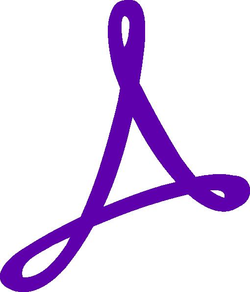 Adobe clipart Adobe Logo Clker Art  image online