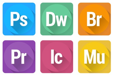 Adobe clipart Adobe Logo Icons Adobe