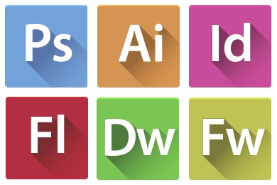 Adobe clipart Adobe Logo CS6 Adobe Flats Adobe Icons