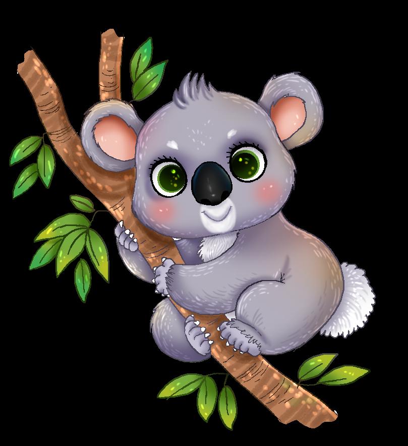 Animal clipart superhero 85 Top Clip 7 Koala