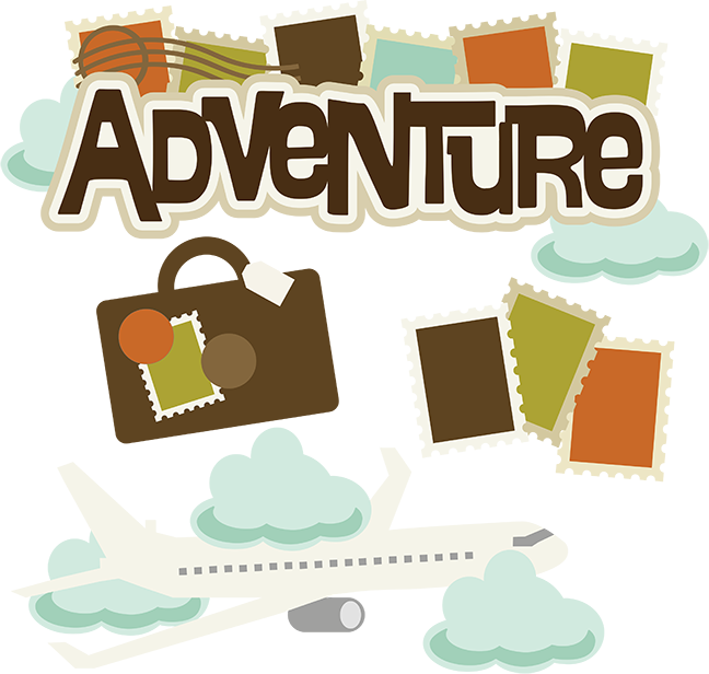 Safari clipart adventure travel #11