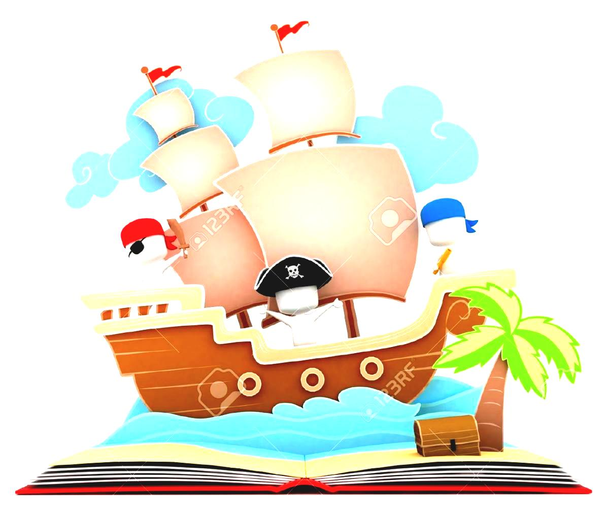 Adventure clipart adventure book Book Book Clipart Playing Of