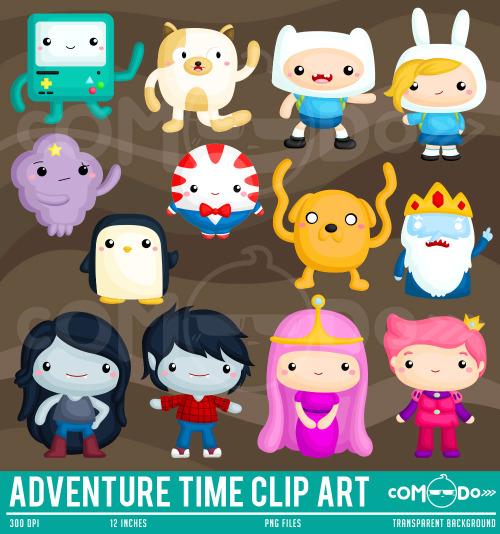 Adventure clipart cute  clipart Adventure time cute
