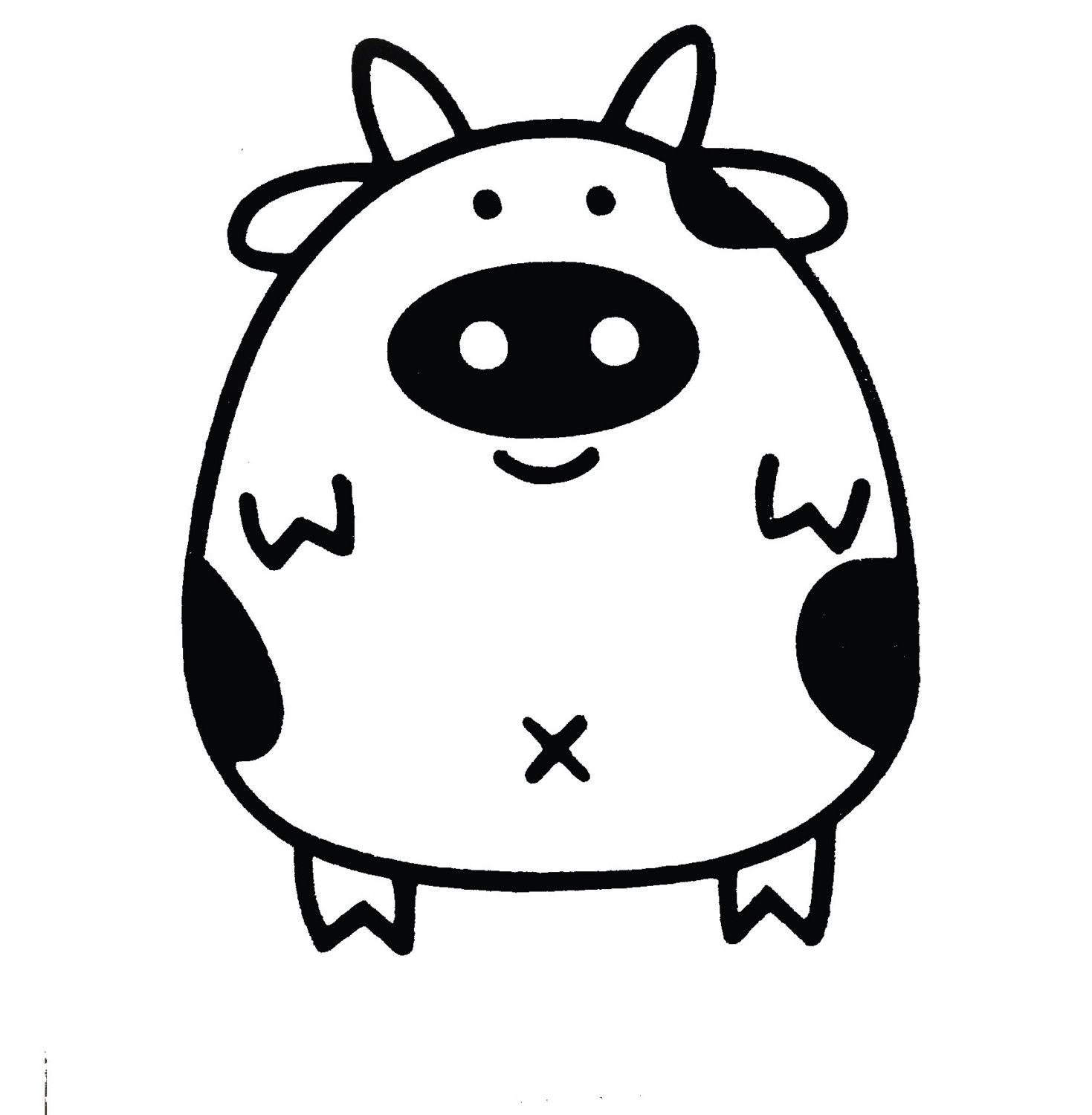 Adventure clipart cute Clipart Adorable Zone collection Cow