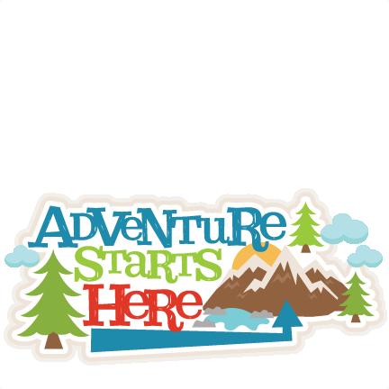 Adventure clipart cute Svg cute free cut Starts