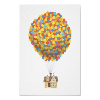Adventure clipart disney up house 40 Our best Balloon Find