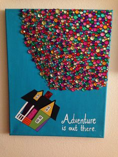 Adventure clipart disney up house Acrylic Up up Adventure There