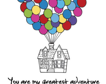 Adventure clipart disney up house Up collection Pixar up house