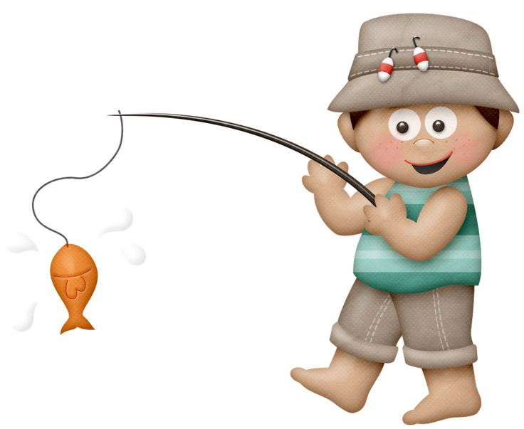 Adventure clipart family fishing Pinterest pêche 211 A best