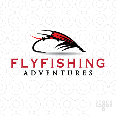 Adventure clipart family fishing StockLogos tours Fishing Guides Logo: